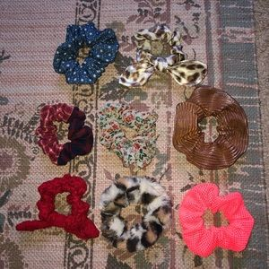 Free People Scrunchies